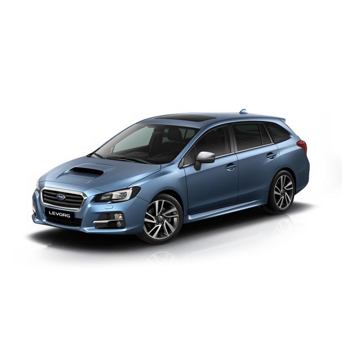 Subaru Levorg Steel Blue Metallic