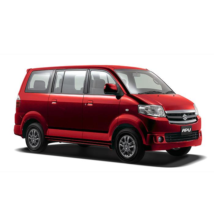 Suzuki APV Pearl Radiant Red
