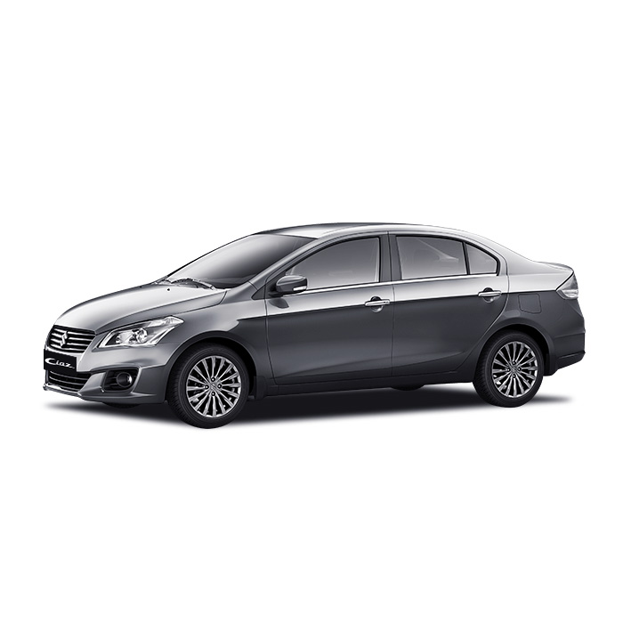 Suzuki Ciaz Metallic Gray