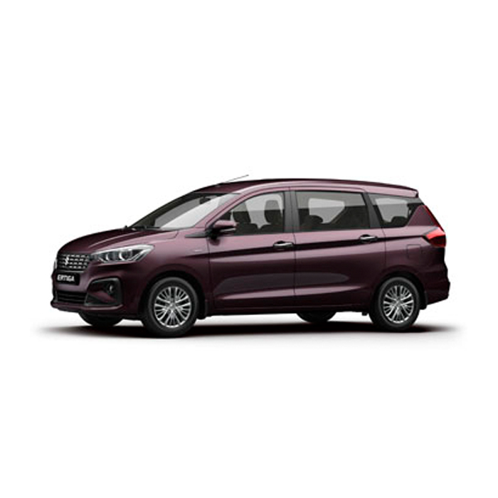 Suzuki Ertiga Burgundy Red Pearl Philippines