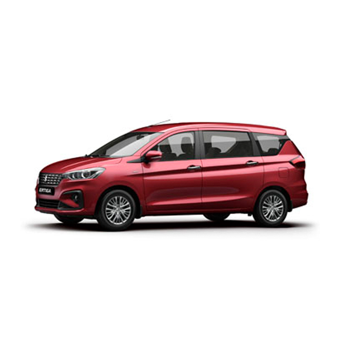 Suzuki Ertiga Radiant Pearl Red Philippines