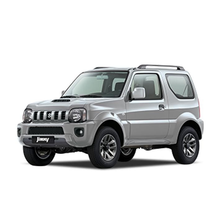 Suzuki Jimny Silky Silver Metallic