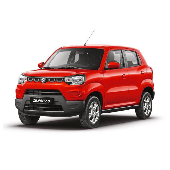 Suzuki S-Presso Fire Red