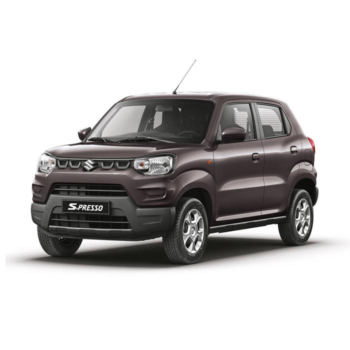 Suzuki S-Presso Metallic Granite Grey