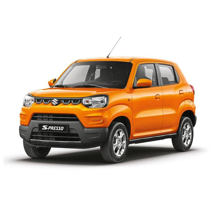 Suzuki S-Presso Sizzle Orange