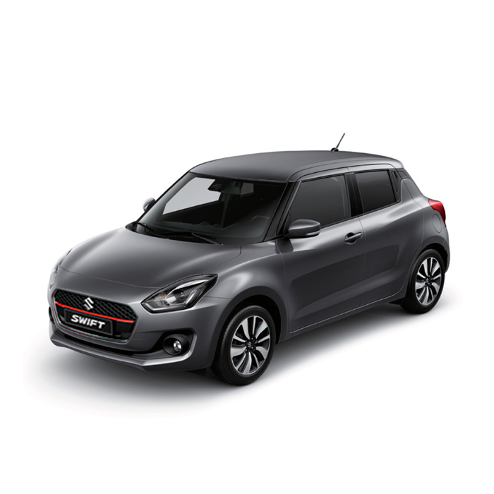 Suzuki Swift Metallic Mineral Gray 2 Philippines