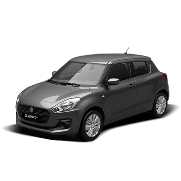 Suzuki Swift Metallic Mineral Gray 2 Philippines