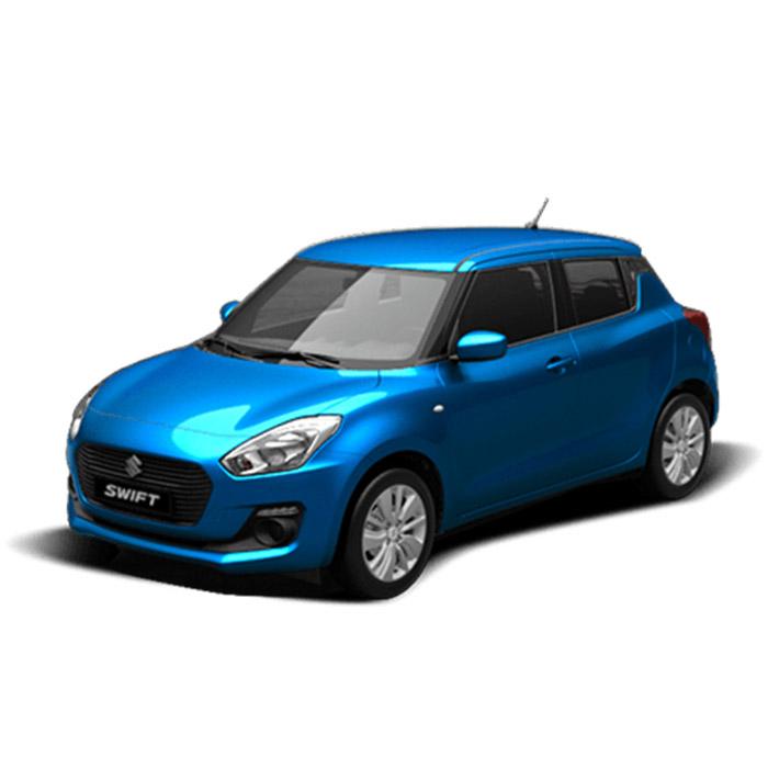 Suzuki Swift Metallic Speed Blue 3 Philippines