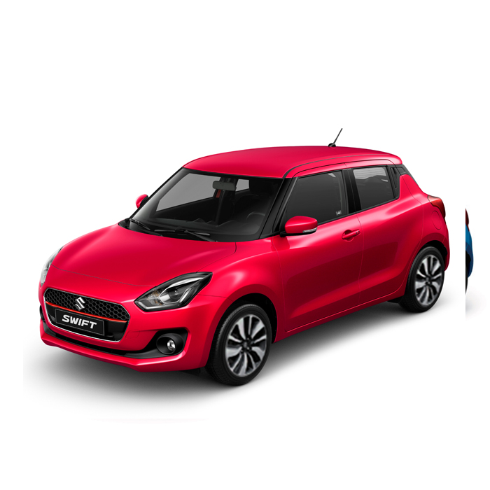 Suzuki Swift Pearl Ablaze Red 3 Philippines