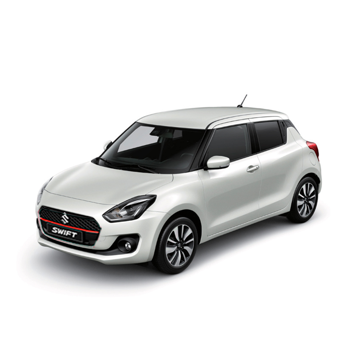 Suzuki Swift Pearl Pure White 3 Philippines