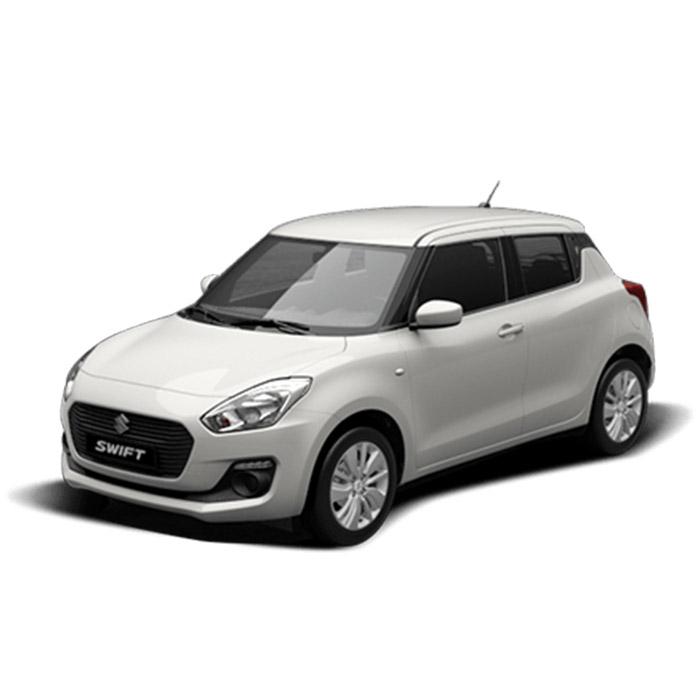 Suzuki Swift Pearl Pure White 3 Philippines