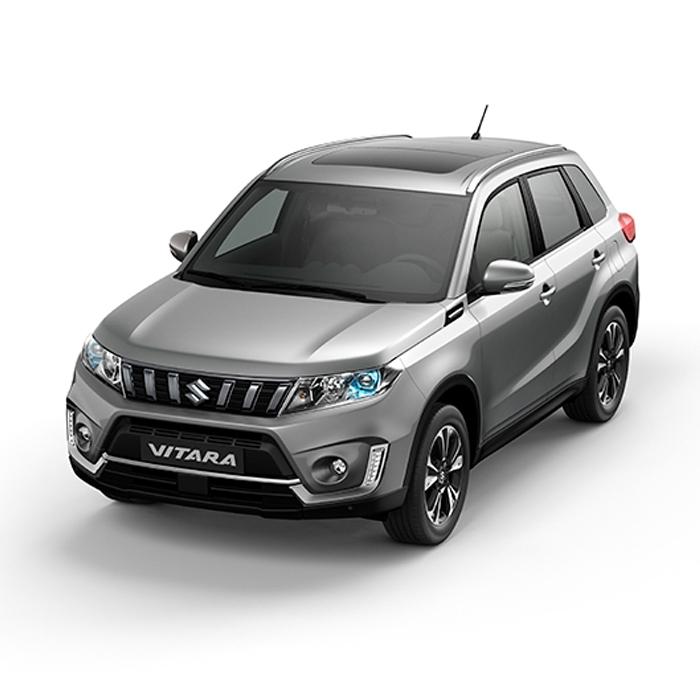 Suzuki Vitara Galactic Gray Metallic Philippines