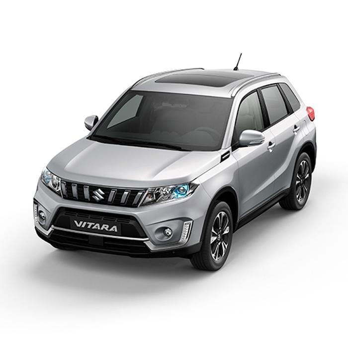 Suzuki Vitara Silky Silver Metallic Philippines