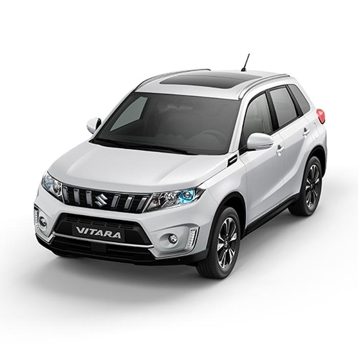 Suzuki Vitara White Philippines