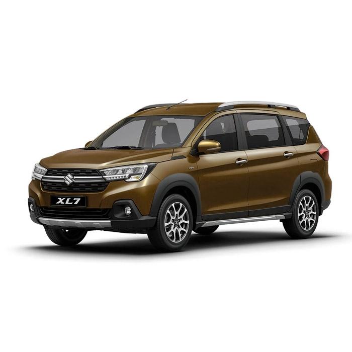 Suzuki XL7 Brave Khaki Pearl