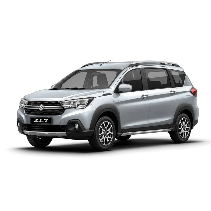 Suzuki XL7 GLX AT Snow White Pearl