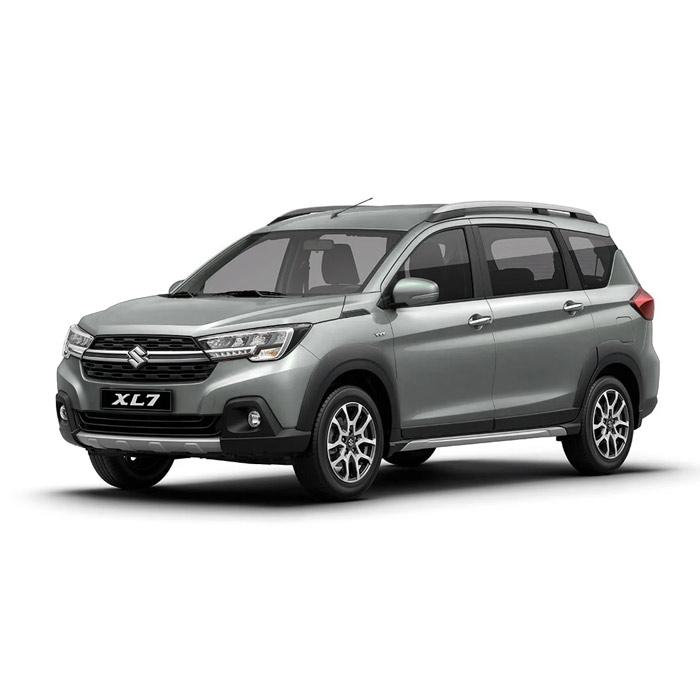 Suzuki XL7 Magma Gray Metallic