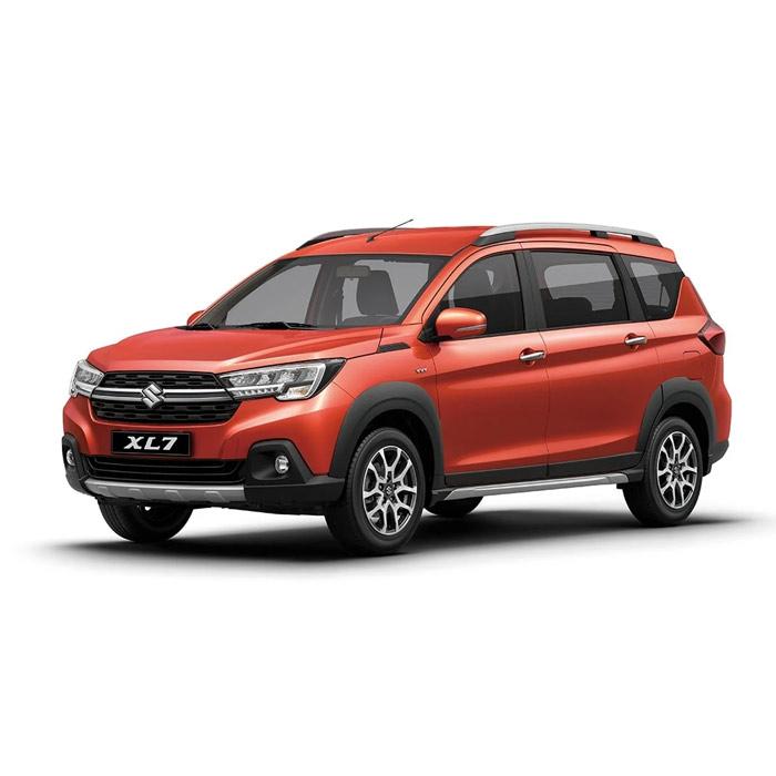 Suzuki XL7 Rising Orange Pearl Metallic