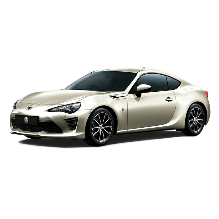 Toyota 86 Crystal White Pearl