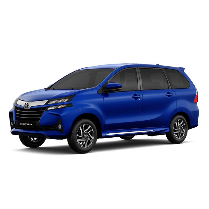 Toyota Avanza G E Dark Blue SE Philippines