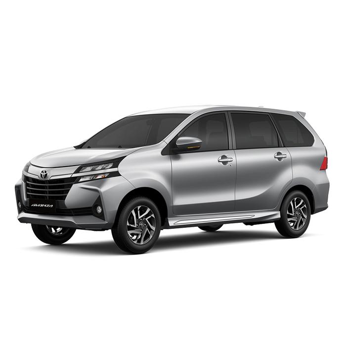 Toyota Avanza G E Silver Mica Metallic Philippines