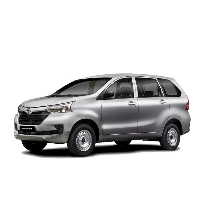Toyota Avanza J Silver Mica Metallic Philippines