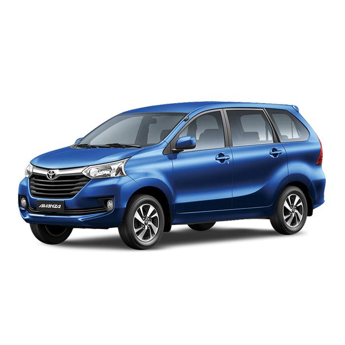 Toyota Avanza Nebula Blue