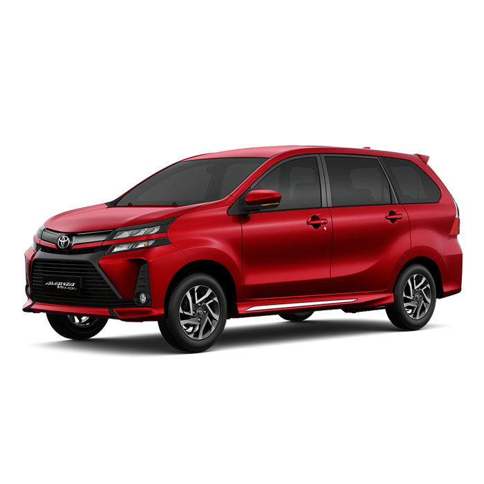 Toyota Avanza Veloz Dark Red Mica Metallic Philippines
