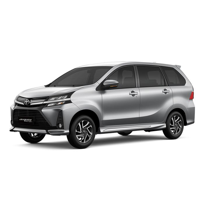 Toyota Avanza Veloz Silver Mica Metallic Philippines