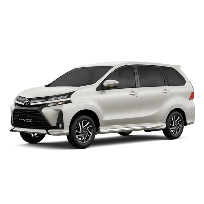 Toyota Avanza Veloz White Philippines