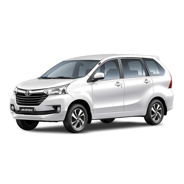 Toyota Avanza White