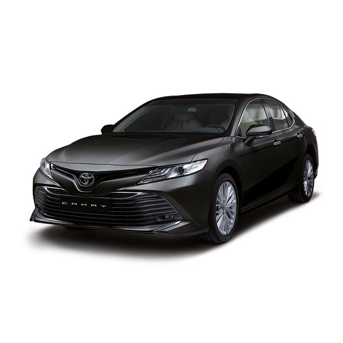 Toyota Camry Attitude Black Mica Philippines