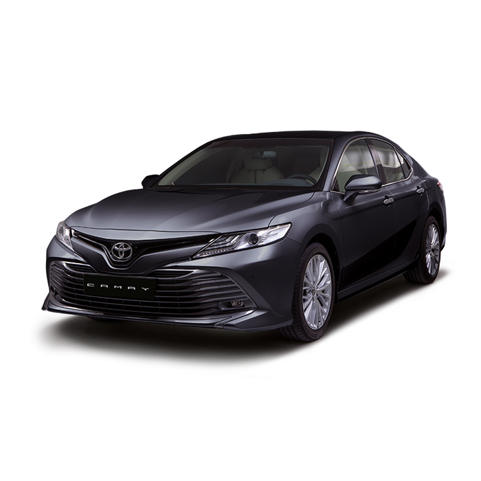 Toyota Camry Burning Black Crystal Shine GF Philippines