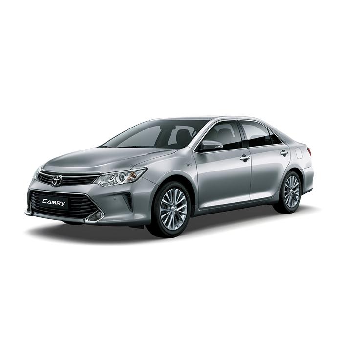 Toyota Camry Gray Metallic
