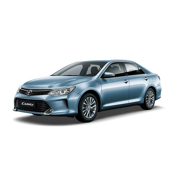 Toyota Camry Grayish Blue Metallic