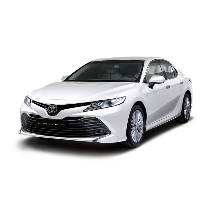 Toyota Camry Platinum White Pearl Mica Philippines