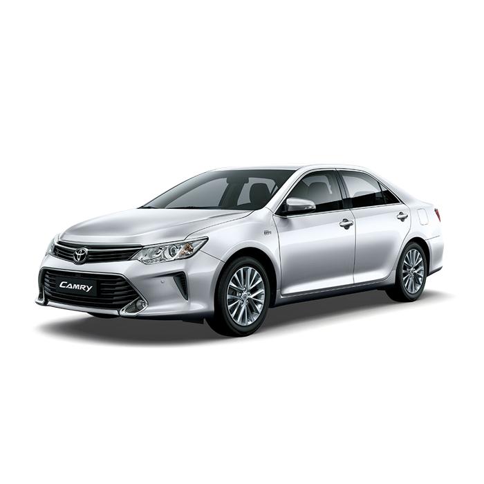 Toyota Camry Silver Metallic