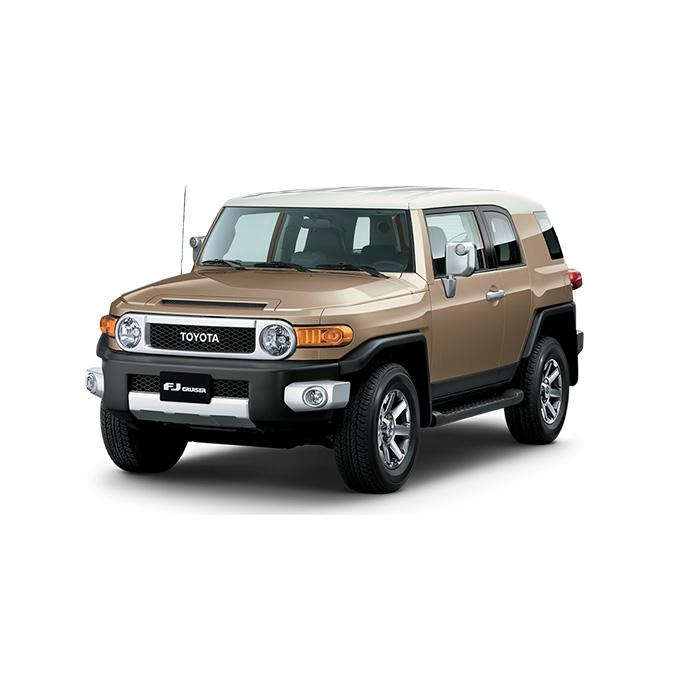 Toyota FJ Cruiser Beige Philippines