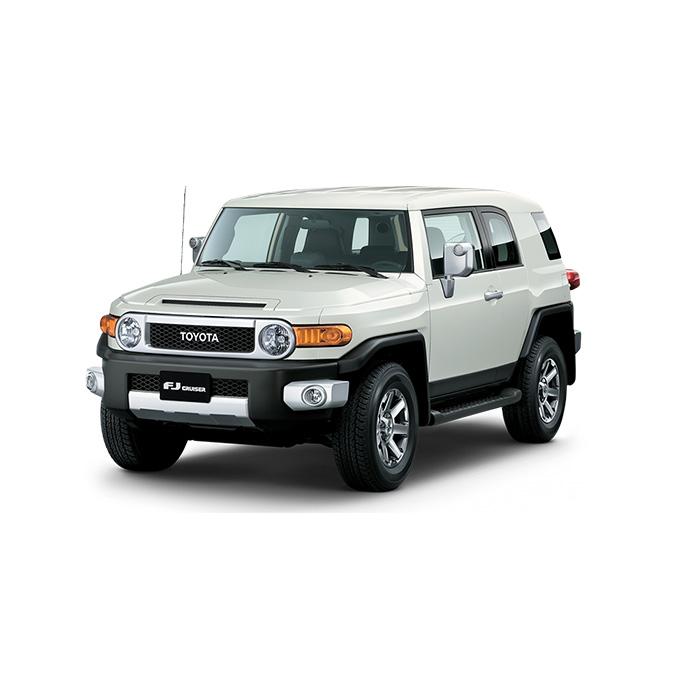 Toyota FJ Cruiser White Philippines