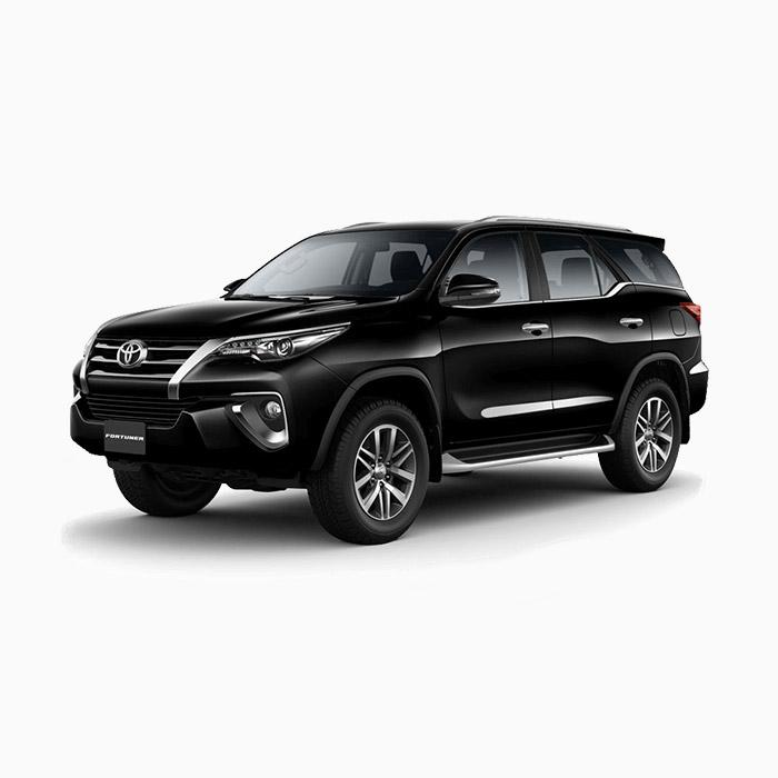 Toyota Fortuner Attitude Black Mica