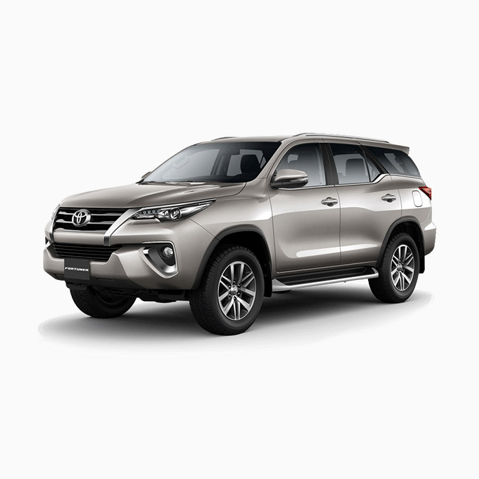 Toyota Fortuner Avant Garde Bronze
