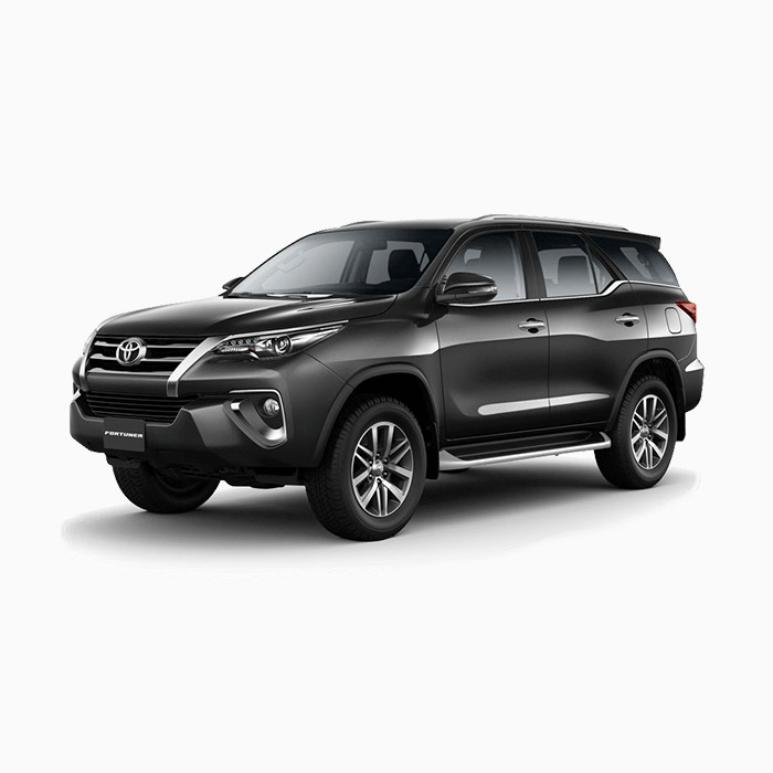 Toyota Fortuner Gray Metallic