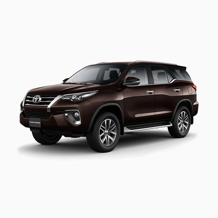 Toyota Fortuner Phantom Brown Metallic
