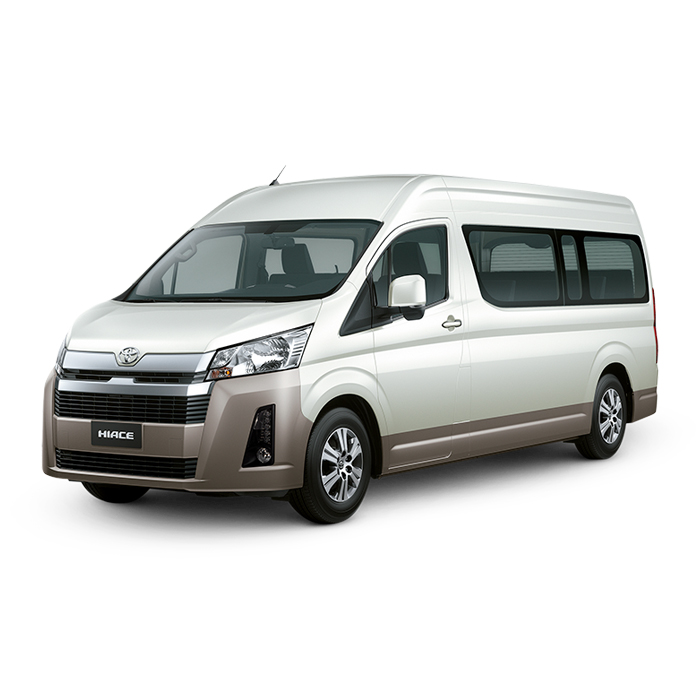 Toyota Hiace GL Grandia Tourer Luxury Pearl Toning Philippines