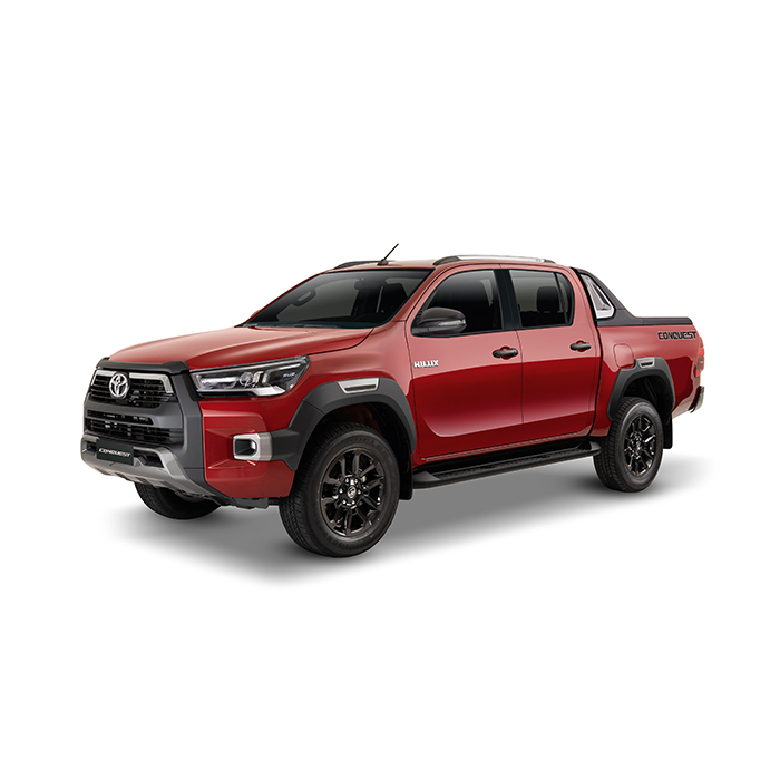 Toyota Hilux Conquest Emotional Red