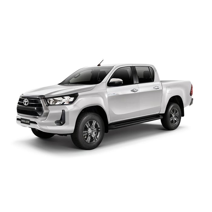 Toyota Hilux Super White