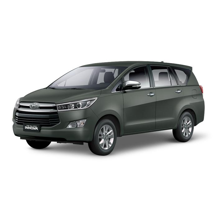 Toyota Innova Alumina Jade Metallic