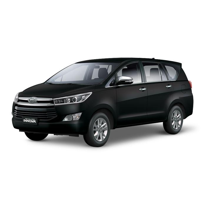 Toyota Innova Black Mica