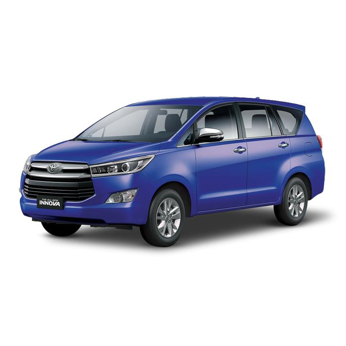 Toyota Innova Blue Mica Metallic