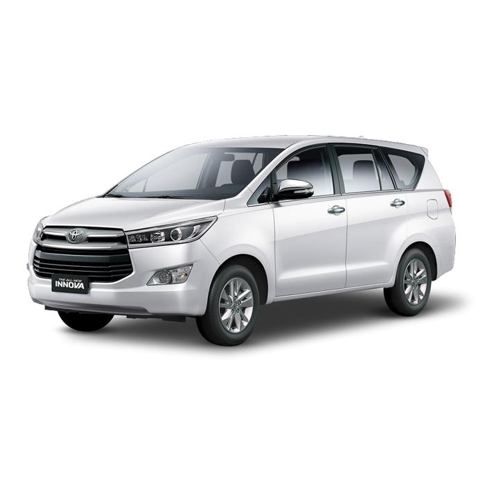 Toyota Innova Freedom White